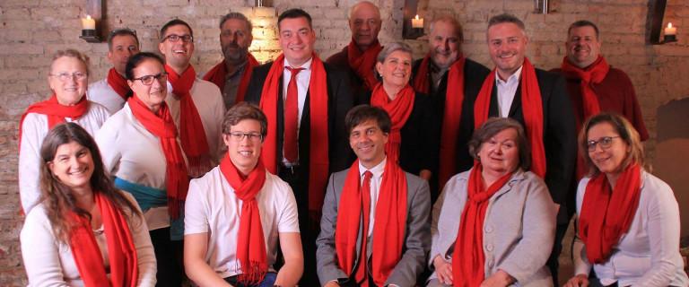 Die KandidatInnen der SPD Pullach für die Gemeinderatswahl im März 2020